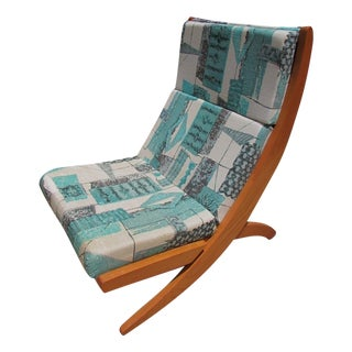 Mid-Century Modern Interlocking Lounger For Sale