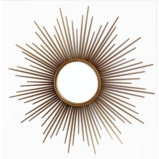 Stamped Chaty French Sunburst Mirror Preview