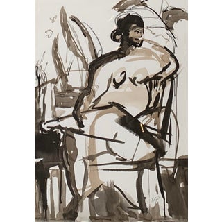 Figure Study I by Anne Darby Parker For Sale