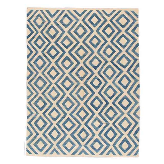 21st Century Modern Kilim Rug For Sale In New York - Image 6 of 6