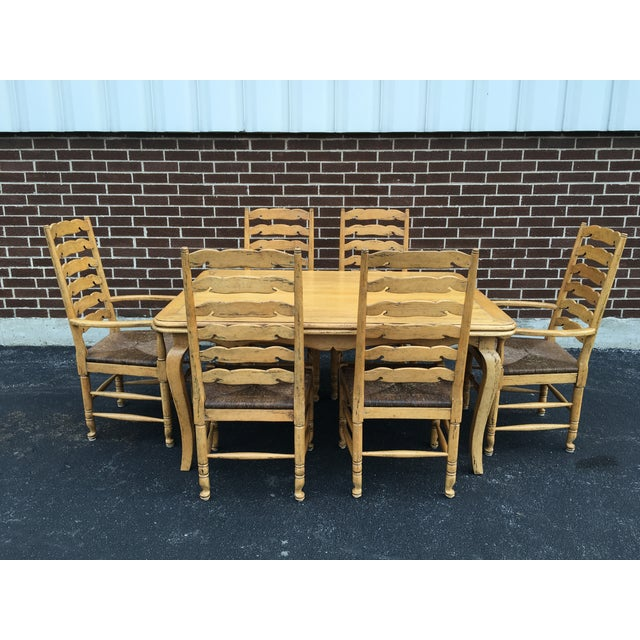 Bausman French Country Dining Set - Image 2 of 11