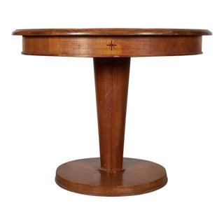 Jules Leleu Table For Sale
