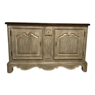 French Green Dining Room Buffet Sideboard