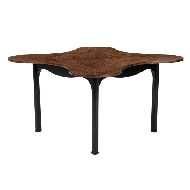 Edward Wormley Janus Game/ Cafe Table For Sale