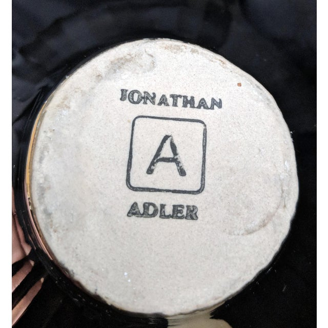 Jonathan Adler lantern pitcher platinum decor urn. Beautiful piece! Made in the 2000s