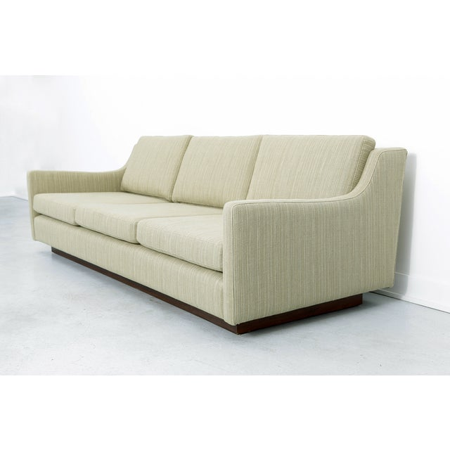 Milo Baughman Mid-Century Modern Sofa - Image 3 of 11