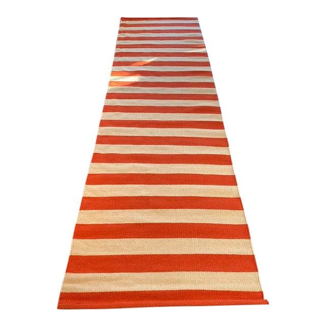 Dwell Studio Modern Striped Floor Runner 2 6 9 Chairish