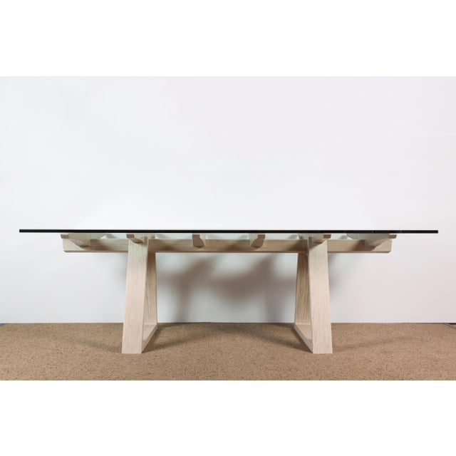 Not Yet Made - Made To Order Paul Marra Vertebrae Dining Table For Sale - Image 5 of 11