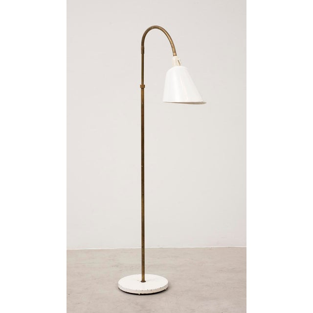 Arne Jacobsen Early Floor Lamp for Louis Poulsen, Denmark, 1929 For Sale - Image 10 of 10