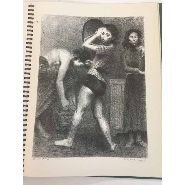 1939 Treasury of American Prints Benton , Wood, Curry, Hopper For Sale In San Francisco - Image 6 of 6
