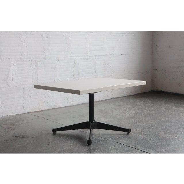 "Herman Miller Herman Miller ""Everywhere"" Minimalist Table For Sale - Image 4 of 5"