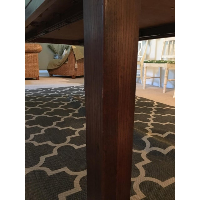 Henredon Parsons Dining Table - Image 6 of 7
