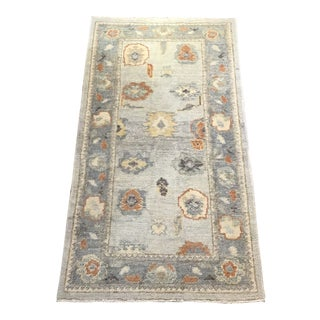 Hand Woven Turkish Rug For Sale