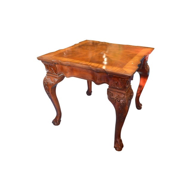 Bernhardt French Provincial Side Table - Image 1 of 5