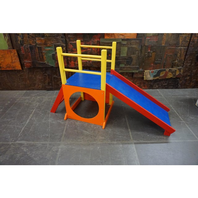1950s Childrens Slide by Creative Playthings For Sale - Image 5 of 6
