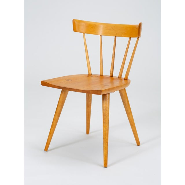1950s Planner Group Chairs by Paul McCobb- Set of 4 For Sale - Image 5 of 13