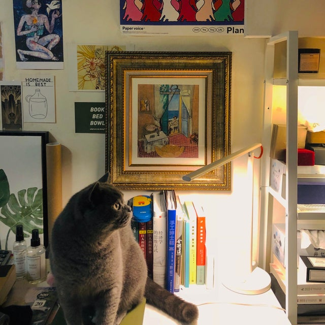 Interior at Nice by Matisse - Rinoarts Production Print For Sale In Los Angeles - Image 6 of 7