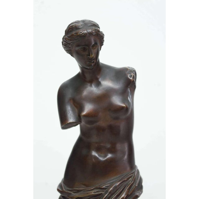 Mid 19th Century Late 19th Century French Bronze Signed Collas, Musee Du Louvre For Sale - Image 5 of 11