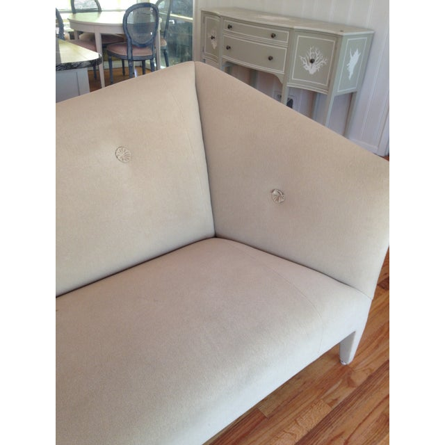John Hutton for Angelo Donghia Sofa For Sale - Image 7 of 7