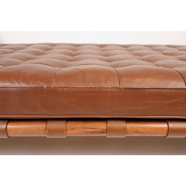 Early Production, Rosewood Daybed Designed by Ludwig Mies Van Der Rohe For Sale - Image 10 of 11