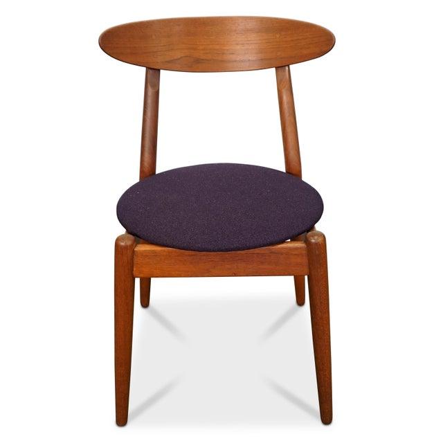 Wood Vilhelm Wohlert Louisiana Chair - Set of 2 For Sale - Image 7 of 9