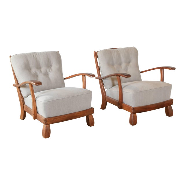 Pair of 1960s Chairs For Sale