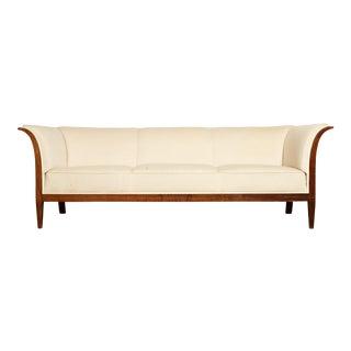 Frits Henningsen Sofa, Denmark, 1940s-1950s, for Reupholstery For Sale
