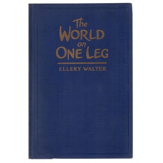 The World on One Leg, Signed For Sale