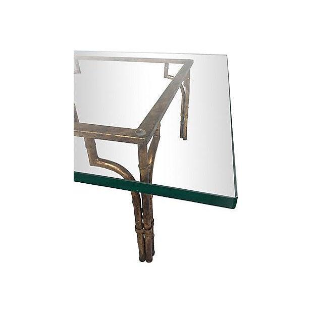 Gilt & Glass Coffee Table - Image 5 of 5