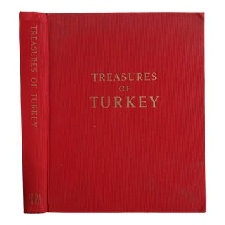 """Treasures of Turkey"" Book For Sale"