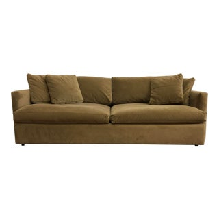 Crate and Barrel Lounge II Sofa For Sale