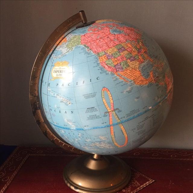 George F. Cram Imperial Globe - Image 6 of 6