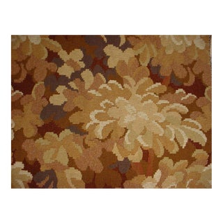 Kravet Couture Brown Tree Branch Floral Tapestry Upholstery Fabric - 12-1/8 Yards For Sale