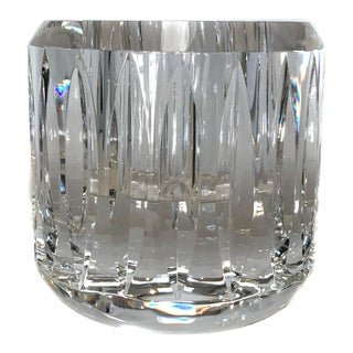 Veritas Balmoral Round Candle Holder For Sale