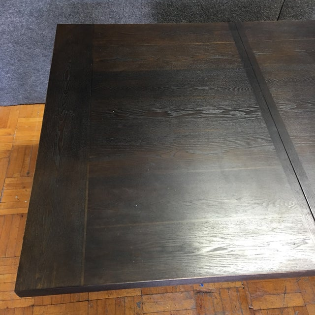 Tanager Expandable Dining Table in Espresso - Image 4 of 8