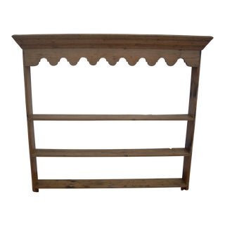 Antique Wall Shelf For Sale
