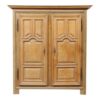 Antique Louis XIII-Style Armoire