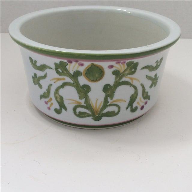 Country Fleur Cache Pot - Image 3 of 4