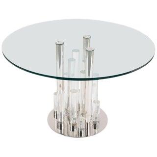 Charles Hollis Jones Skyscraper Table For Sale
