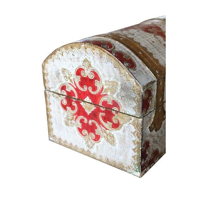 Florentine Italian Florentine Box For Sale - Image 4 of 4