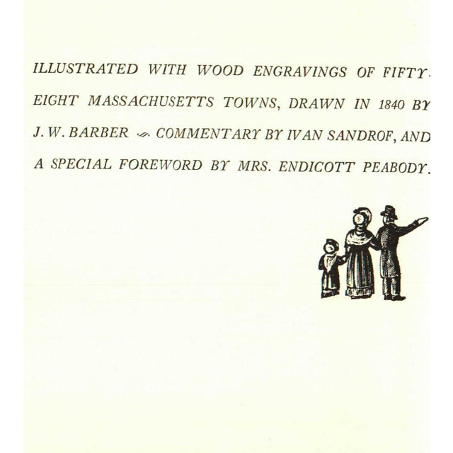 Massachusetts Towns: An 1840 View - Image 2 of 2