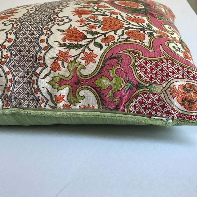 Brunschwig Fils Digbys Tent Pillow Cover - Image 8 of 9