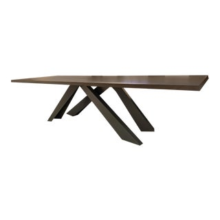 Molteni - Italian Wooden Dining Table For Sale