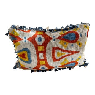 Turkish Decorative Rug Pillow For Sale