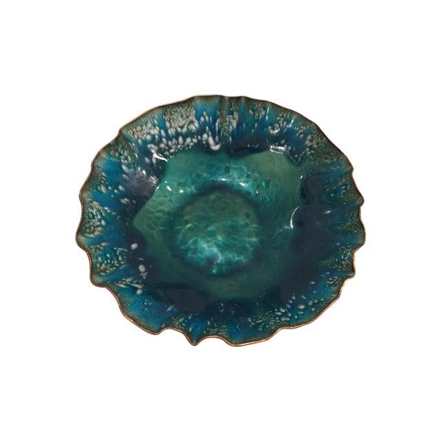 Edward Winter Ruffled Dish - Image 1 of 5