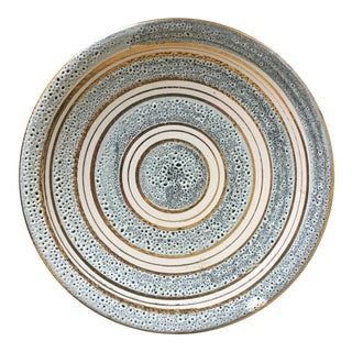 Mid Century Modern Plate For Sale