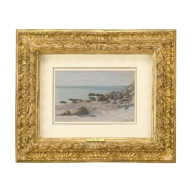 Bord De Mer By Claude Monet - Image 1 of 5