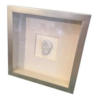 Framed Quartz Crystal Rock For Sale