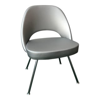 Knoll Classic Executive Armless Side Chair