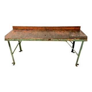 Industrial Workbench For Sale